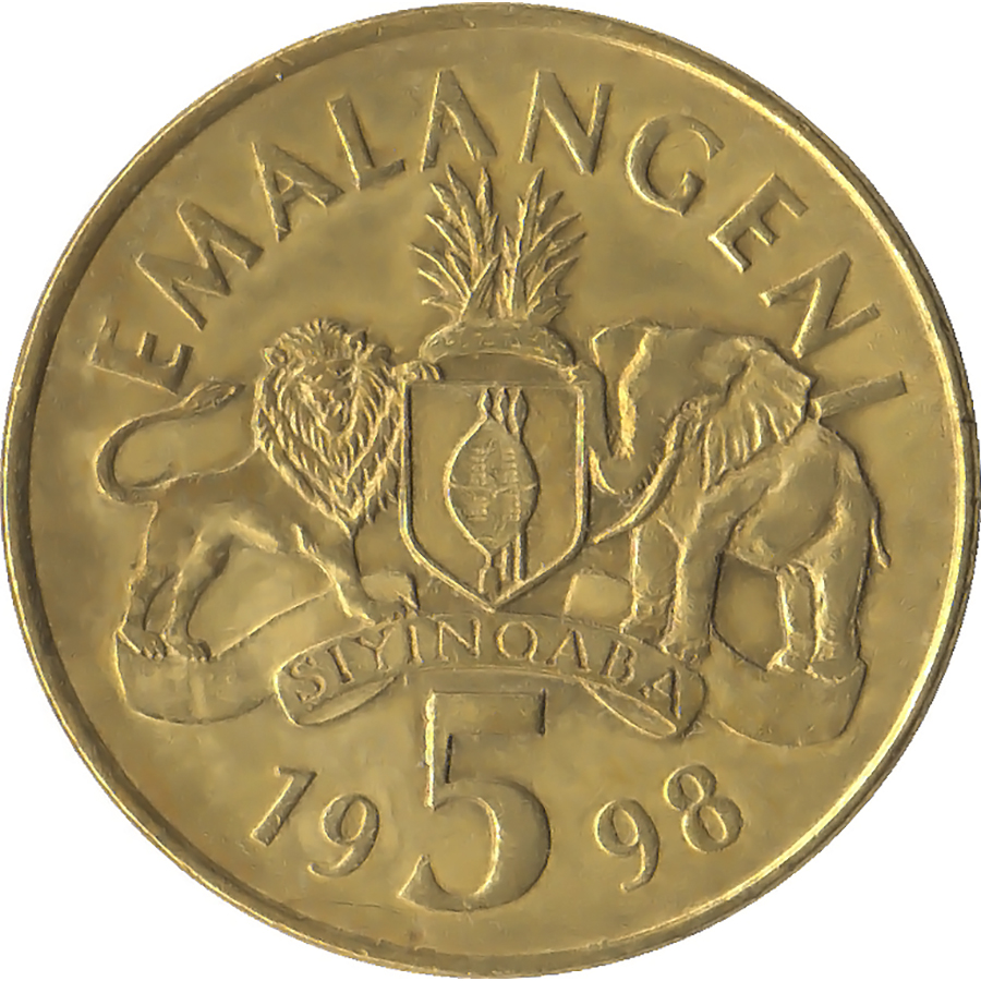 Swaziland World Coins