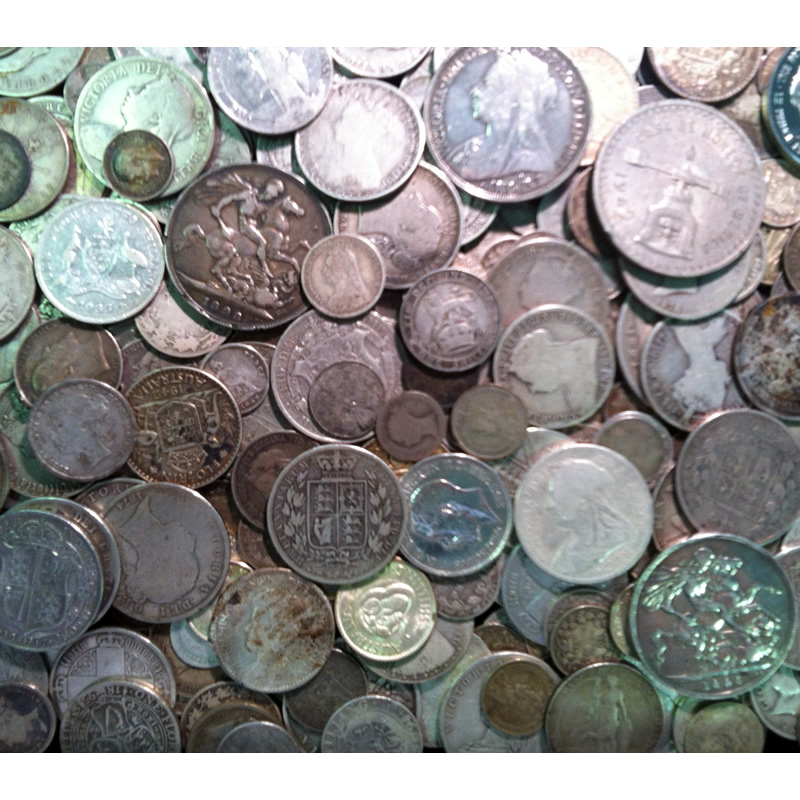 World Coin and Currency Lots and Sets