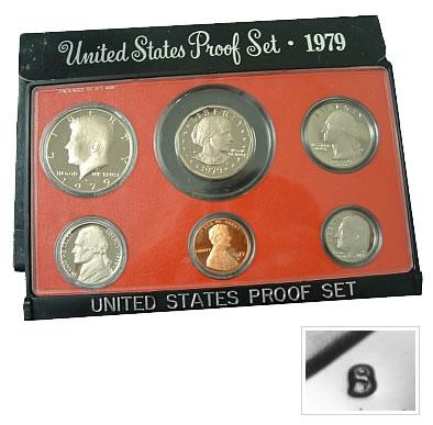 1979 Proof Set