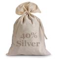 40% Silver Bag Kennedy Halves $1000 Face (2000pcs.)