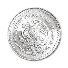 1989 1 oz Mexican Silver Libertad