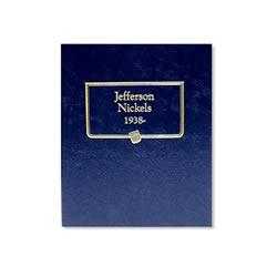 Circulated Jefferson Nickel Set 1938-1961 (In Estate Folder)