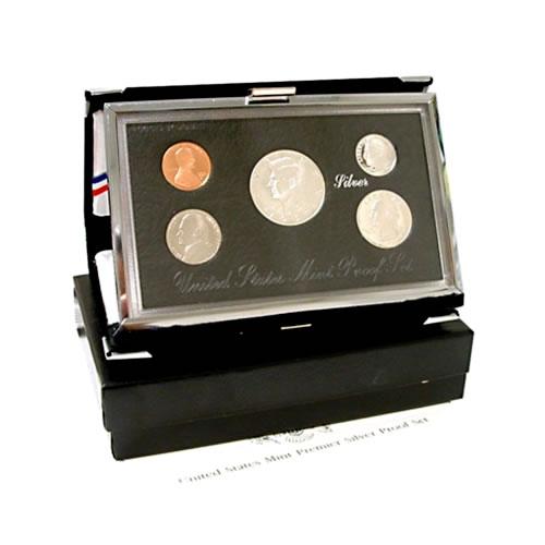 Premier US Silver Proof Set 1993