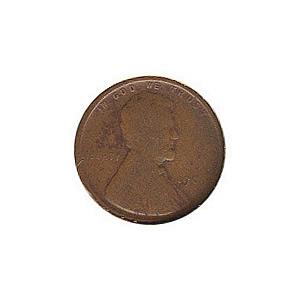 Lincoln Cent G-VG 1909 VDB