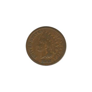 Indian Head Cent 1882 G-VG