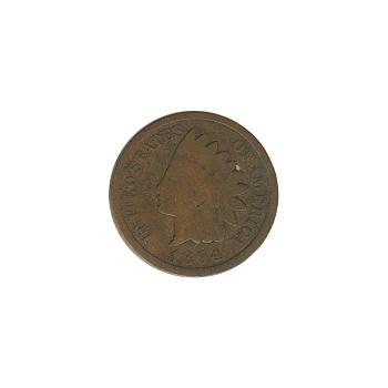 Indian Head Cent 1894 G-VG