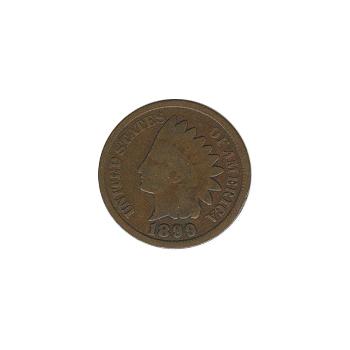 Indian Head Cent 1899 G-VG