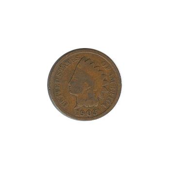 Indian Head Cent 1903 G-VG