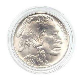 US Commemorative Dollar Uncirculated 2001-D Buffalo