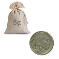Buffalo Nickels Full Date 1000 pcs.