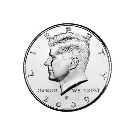 Kennedy Half Dollar 2009-D BU