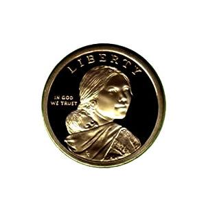 Sacagawea Dollar 2009-S Proof