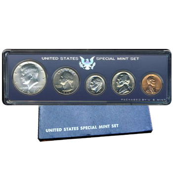 Special Mint Set 1966 SMS