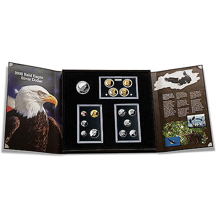 American Legacy Collection Set 2008