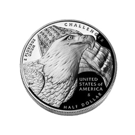 Commemorative Half Dollar 2008-S Bald Eagle Proof