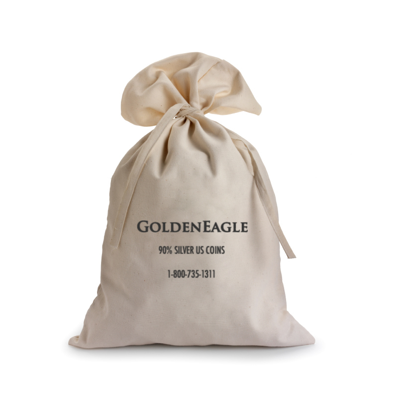 90% Silver Bag $1000 Face (Our Choice)