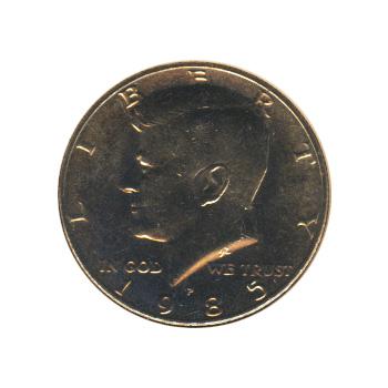 Kennedy Half Dollar 1985-P BU