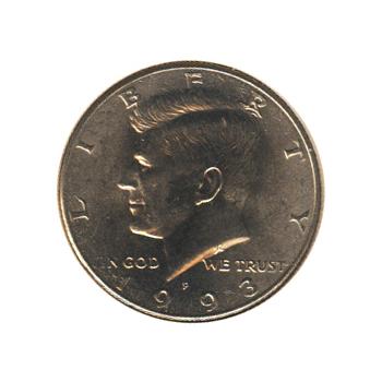 Kennedy Half Dollar 1993-P BU