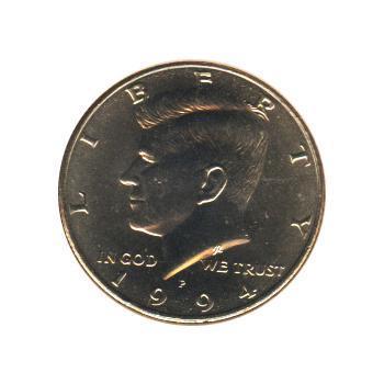 Kennedy Half Dollar 1994-P BU