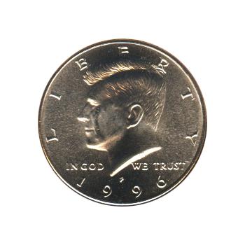 Kennedy Half Dollar 1996-P BU