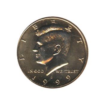 Kennedy Half Dollar 1999-D BU