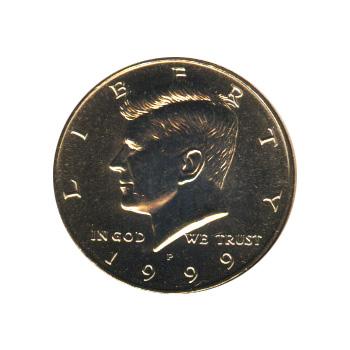 Kennedy Half Dollar 1999-P BU