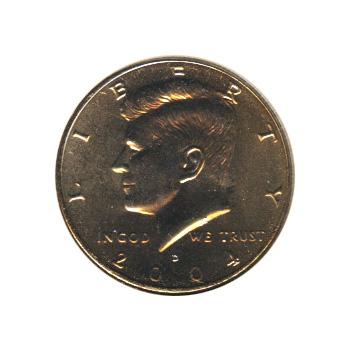 Kennedy Half Dollar 2004-D BU