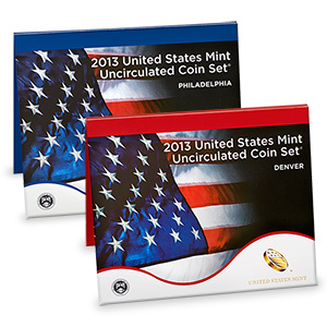 Uncirculated Mint Set 2013