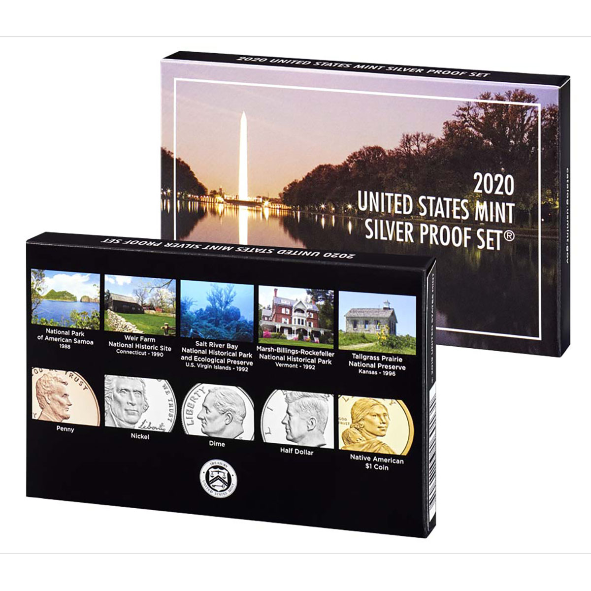 US Proof Set 2020 Silver