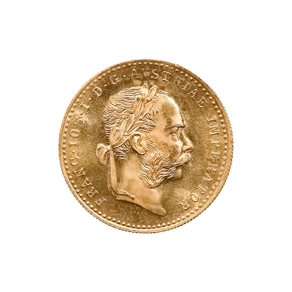 Austria 1 Ducat Gold Coin
