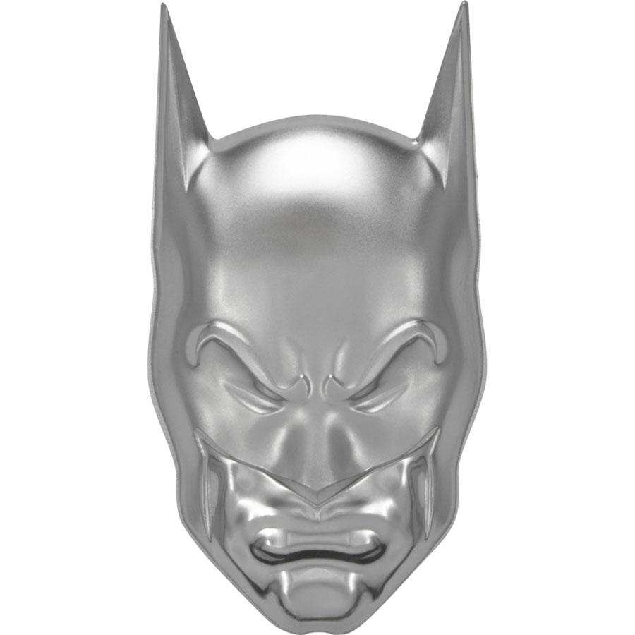 2021 Niue 2 oz Silver DC Comics – BATMAN™ Coin