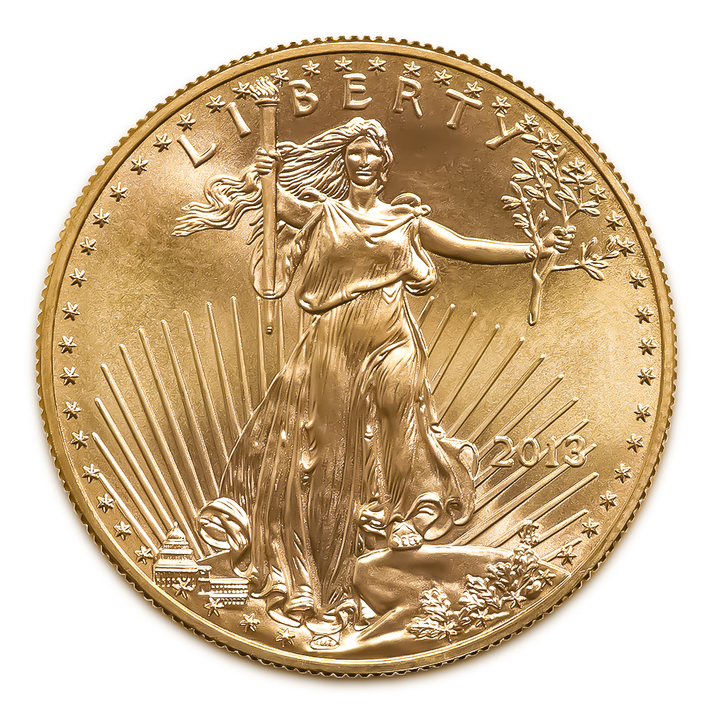 2013 American Gold Eagle 1oz Uncirculated