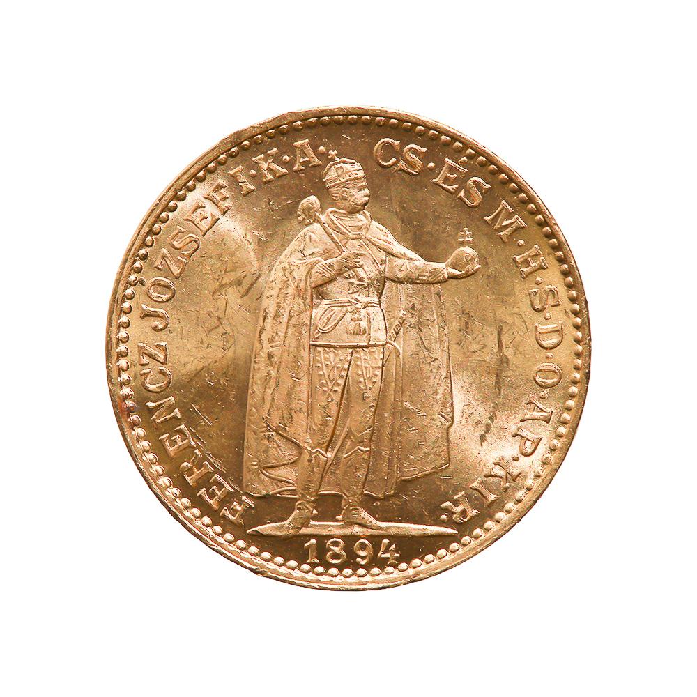 Hungary 20 Korona 0.196 Ounce