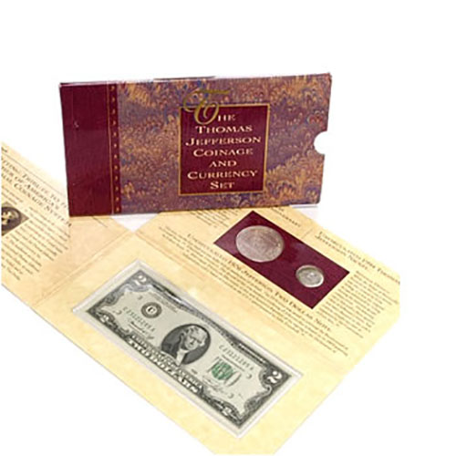 Coin & Currency Set Jefferson 93-94