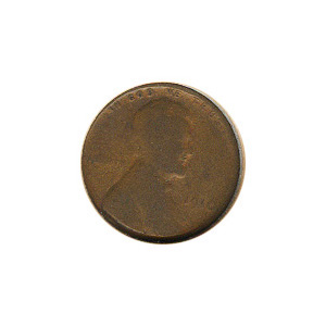 Lincoln Cent G-VG 1910