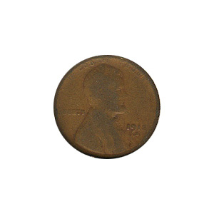Lincoln Cent G-VG 1913-D