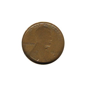 Lincoln Cent G-VG 1915-D