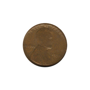 Lincoln Cent G-VG 1918-D
