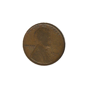 Lincoln Cent G-VG 1918-S