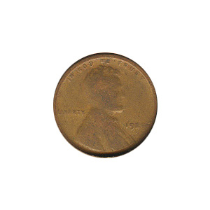 Lincoln Cent G-VG 1920