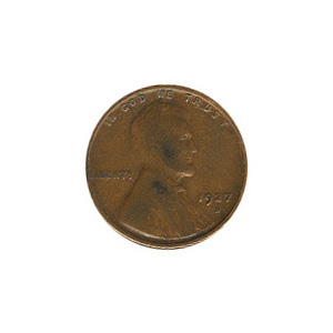 Lincoln Cent G-VG 1927-D