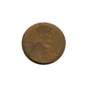 Lincoln Cent G-VG 1930