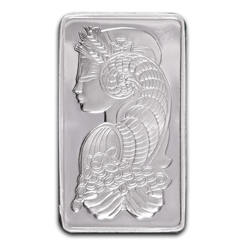 Pamp Suisse Ten Ounce Platinum Bar
