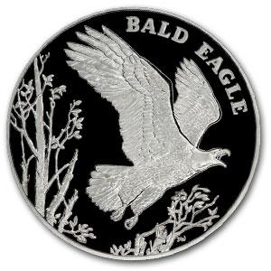 2003 National Wildlife Refuge System - Bald Eagle (Proof)