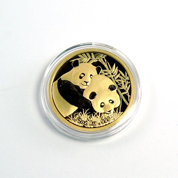 Chinese Gold Panda Half Ounce 2012 - Singapore International Coin Fair