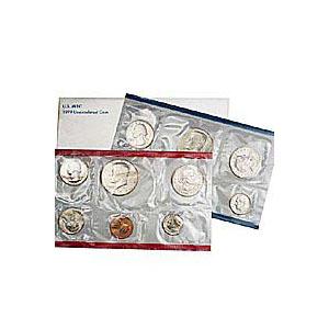 Uncirculated Mint Set 1979