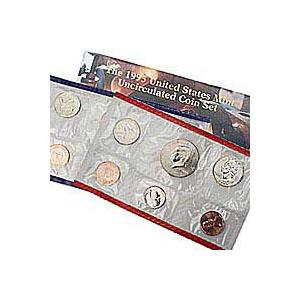 Uncirculated Mint Set 1995
