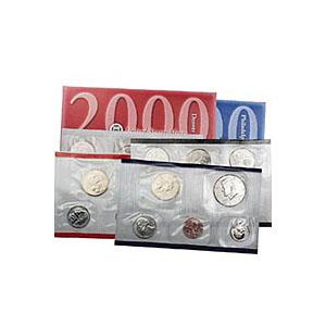Uncirculated Mint Set 2000