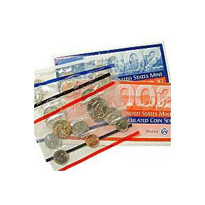 Uncirculated Mint Set 2002