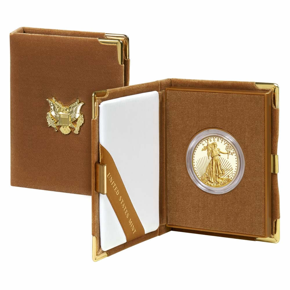 Proof American Gold Eagle One Ounce 2017
